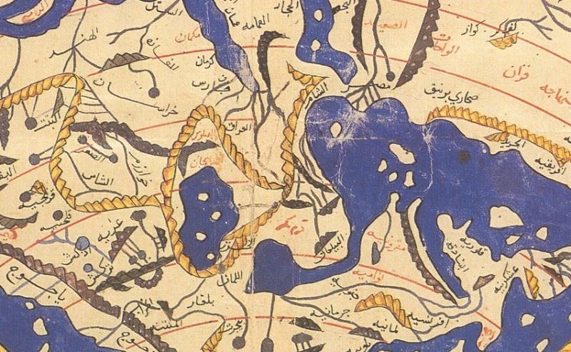 Al-Idrisi's_world_map