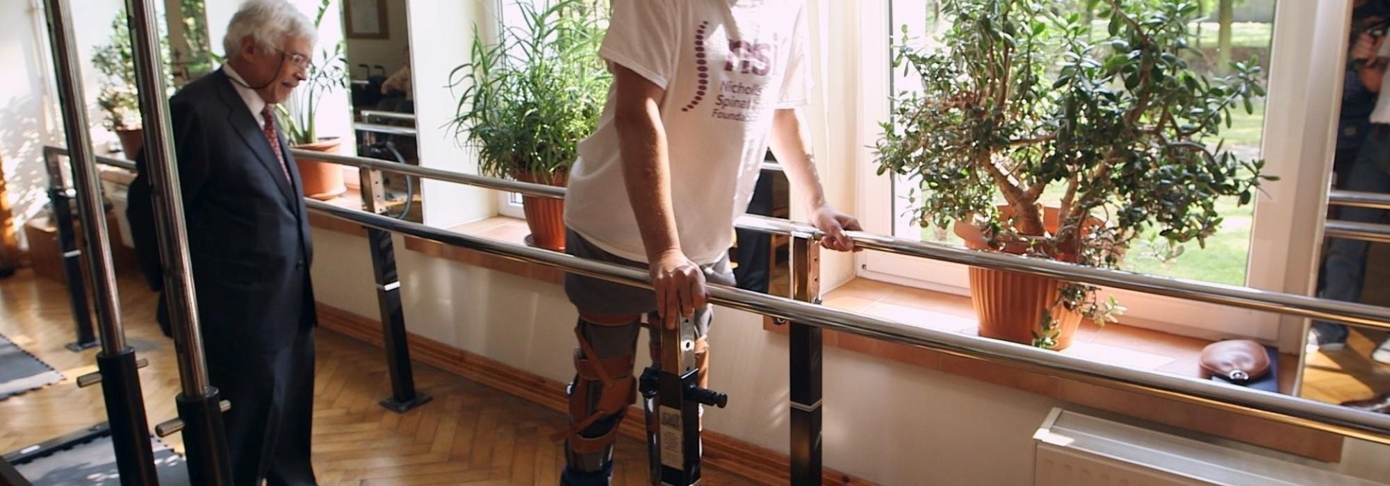 Spinal surgery breakthrough
