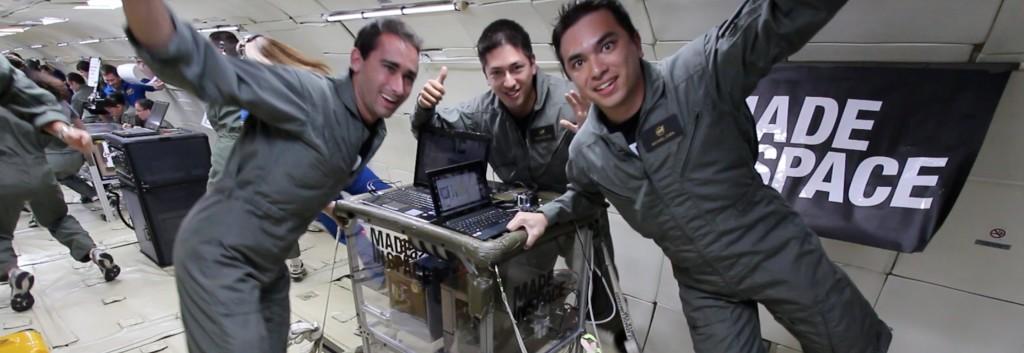 طابعات ثلاثية الأبعاد في الفضاء | مجلة نقطة العلمية