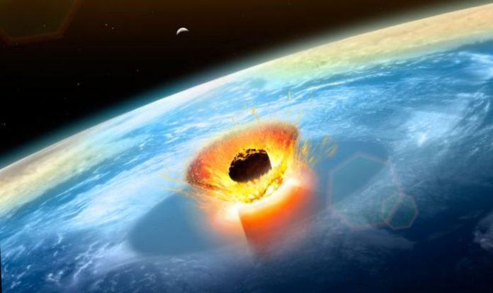هذا ما يمكن أن يحدث إذا ما اصطدم كويكب خارجي بالمحيط