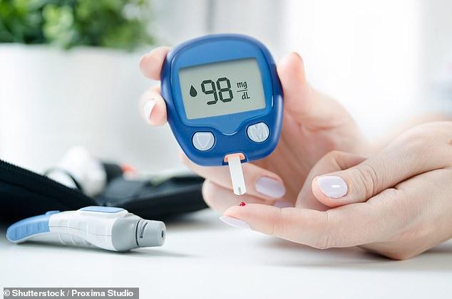 جهاز يقيس نسبة الأنسولين بالدم لمرضى السكري